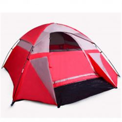 3 Camper Tent  Great For the Outdoor/ Backyard Fun