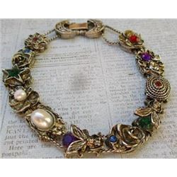 Vintage Slide Bracelet : Beautiful Collection Piece
