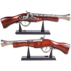 Finish Antique Gun Replica