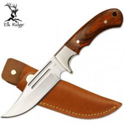 Bowie Knife With Lanyard With Sheath