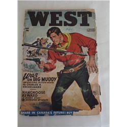 1949 West Western Magazine