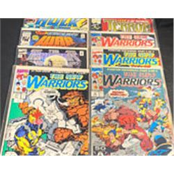 Lot of  Marvel Comic Books