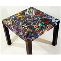 Custom Made Comic Table