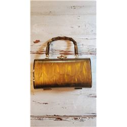 Vintage Walborg Lucite Bag From 1950