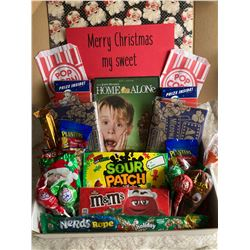 Christmas Movie Theatre Night Gift Set/ Christmas 2020