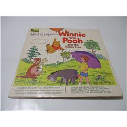 Vintage Winnie The Pooh (1965) LP RECORD ...Great Condition