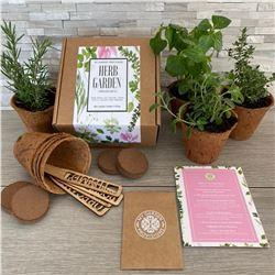 Children Herb Garden Growing Kit