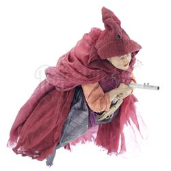HOCUS POCUS (1993) - Flying Witch Mary (Kathy Najimy) Puppet