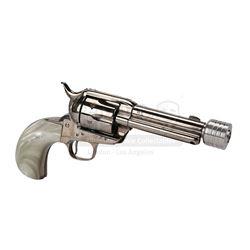 KILL BILL: VOL. 1 (2003) & KILL BILL: VOL. 2 (2004) - Bill's (David Carradine) Hero Pistol