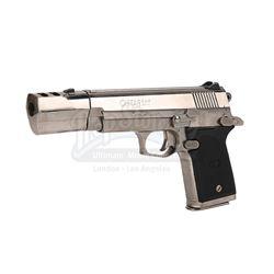 KILL BILL: VOL. 2 (2004) - The Bride's (Uma Thurman) Hero Pistol