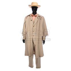 LADYKILLERS, THE (2004) - Professor G.H. Dorr's (Tom Hanks) Suit and Hat