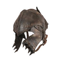 LORD OF THE RINGS, THE (2001-2003) - Uruk-Hai Orc Helmet