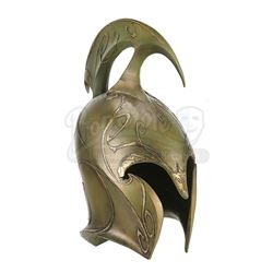 LORD OF THE RINGS: THE FELLOWSHIP OF THE RING, THE (2001) - Second Age Elven Helmet