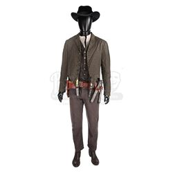 MAGNIFICENT SEVEN, THE (2016) - Billy Rocks' (Byung-Hun Lee) Costume and Knives