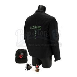 MATRIX, THE (1999) & MATRIX REVOLUTIONS, THE (2003) - Nebuchadnezzar Console Buttons and Collection
