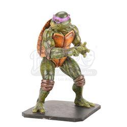 TEENAGE MUTANT NINJA TURTLES - Donatello Art Department Maquette