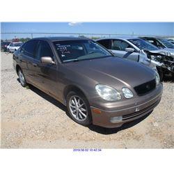 1998 - LEXUS GS300