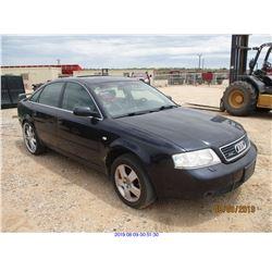 2001 - AUDI A6