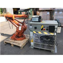 2000 ABB IRB 1400 M2000 Robot w/IRB 1400 M2000 S4c Controller