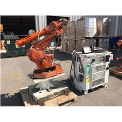 2000 ABB IRB 1400 M98 Robot w/IRB 1400 M98 S4c Controller