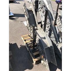 Dynacon Custom Conveyor Section M/N: 08S1709B0