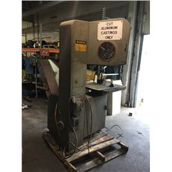 Do-All Vertical Band Saw