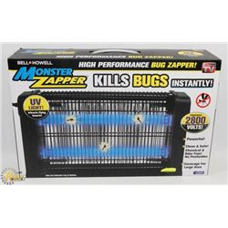NEW BELL + HOWELL MONSTER ZAPPER BUG ZAPPER