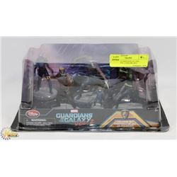 MARVEL GUARDIANS OF THE GALAXY VOL 2 FIGURE SET.