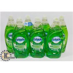 LOT OF 7 DAWN ULTRA ANTI BACTERIAL HAND SOAP