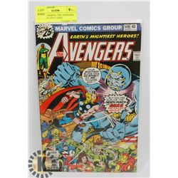 VINTAGE MARVEL THE AVENGERS JULY 149 25 CENT COMIC