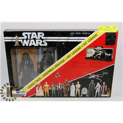 STAR WARS LEGACY PACK SPECIAL EDITION DARTH VADER.