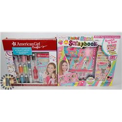 2 NEW YOUNG MISS CRAFT KITS.