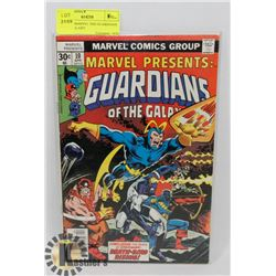 VINTAGE MARVEL THE GUARDIANS OF THE GALAXY