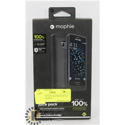 MOPHIE JUICE PACK FOR SAMSUNG GALAXY S6 EDGE