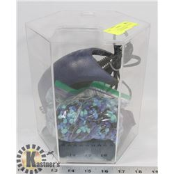 HEXAGON SHAPE FISH TANK WITH PUMP & ACCESSORIES