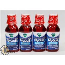 BAG OF NYQUIL COLD AND COUGH