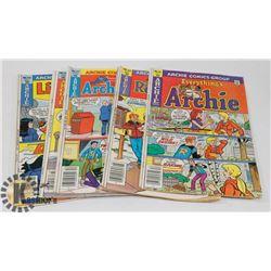 ARCHIE COMICS GROUP 50 CENTS