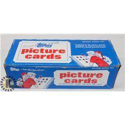 TOPPS 1990 BASEBALL CARD VENDING PACK
