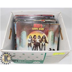 ROCK N ROLL LP RECORD COLLECTION.