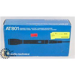 AT801 AUDIO-TECHNICA OMNIDIRECTIONAL MICROPHONE