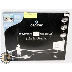 CANSON PAPER SHOW DIGITAL PRESENTATION