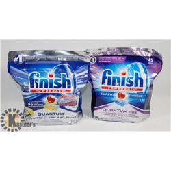 BAG OF FINISH DISH TABS