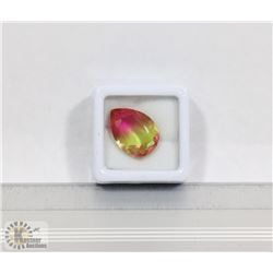 #8-MULTI-COLOR TOURMALINE GEMSTONE 12CT