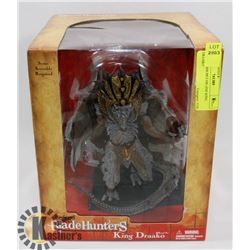 SEALED 2008 MCFARLANE KING DRAAKO
