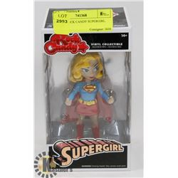 FUNKO ROCK CANDY SUPERGIRL.