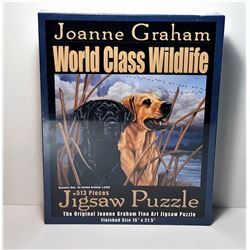 17)  FACTORY SEALED 513 PCE PUZZLE OF