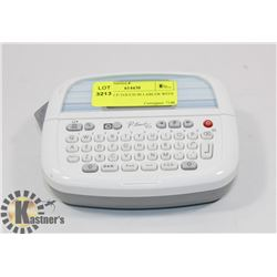 BROTHER P-TOUCH 90 LABELLER WITH TAPE