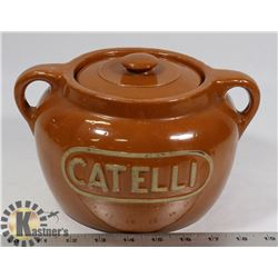 MEDALTA CATELLI BEAN POT