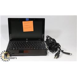 HP MINI LAPTOP WITH ADAPTER