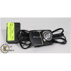 CASIO EXFILM CAMERA WITH CHARGER